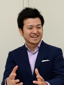 式会社ファンケル 人事部 人事企画グループ課長 遠藤 理央