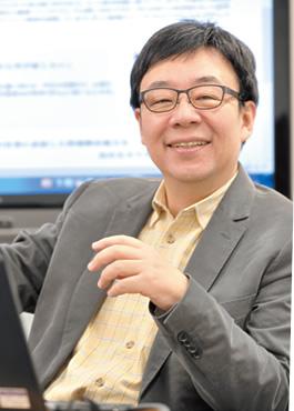 真野俊樹教授