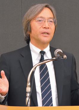 田坂広志教授