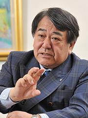 多摩大学学長 寺島 実郎
