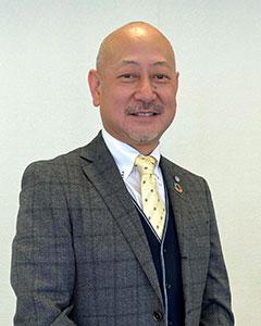 執行役員 永坂氏