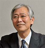 松本忠雄 特任教授